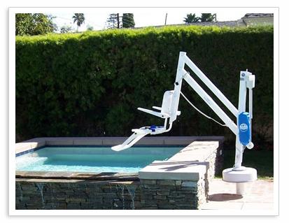 Pool & Spa Lifts