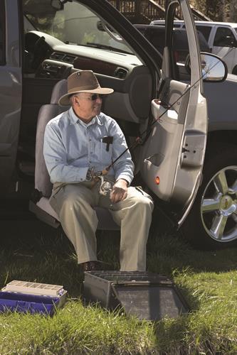 Bruno Turny (turning automotive seats)