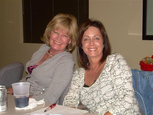 Cathy and Kathy