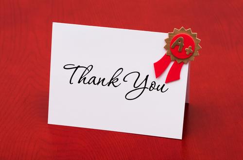 We appreciate you!!!