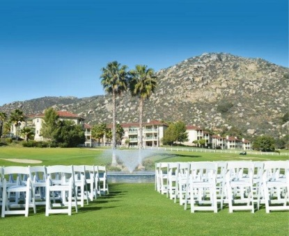 Fountains on the Greens Wedding Ceremony Venue