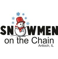 SNOWMEN on the Chain Charity Public Art Program