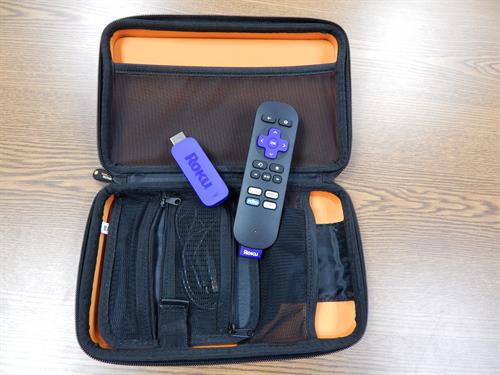 Roku: Loaded with hundreds of movies and Netflix!