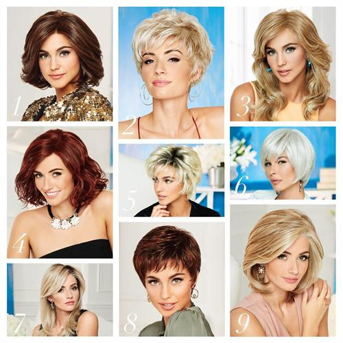Our Wig Boutique has something for everyone!