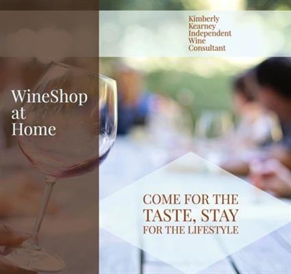 Wine Shop At Home - Kearney