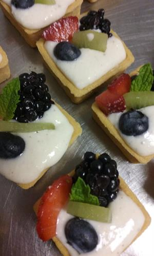 Parkway Banquets - sweet treats