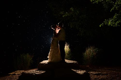 Parkway Banquets - Love under the stars