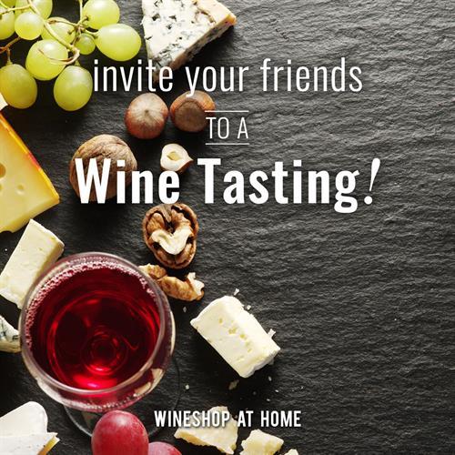 Host a Wine Tasting!