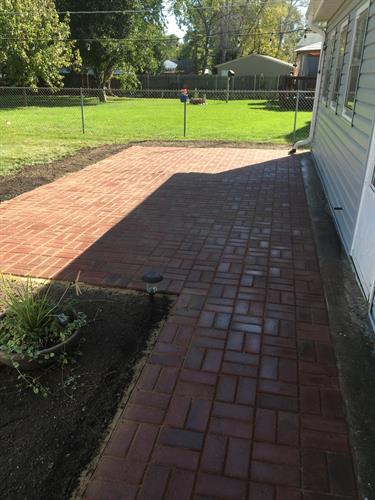 Patios & Pavers