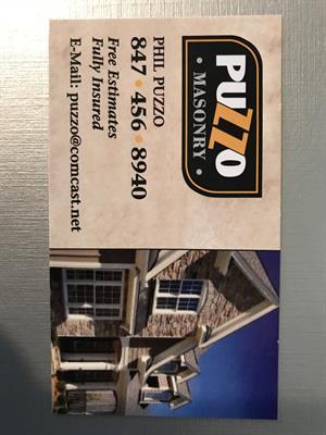 Puzzo Masonry, Inc.
