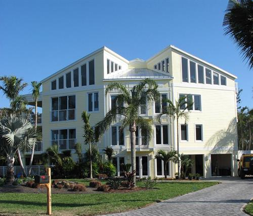 Home Restoration after a Florida Hurricane in collaboration with The Dobbins Group