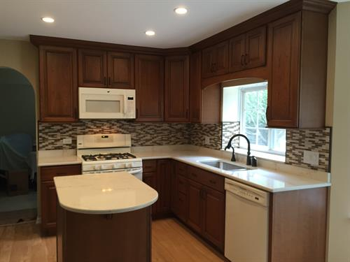 The bath kitchen works remodeling repair improvement kitchen remodeling construction for Blackman plumbing bathroom faucets