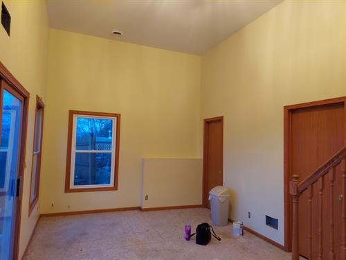 Basement pic #2 after