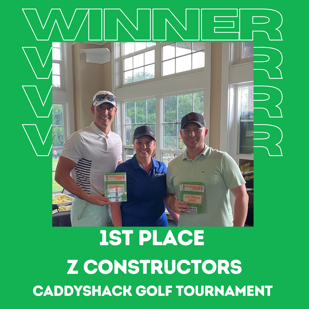 ROCKWALL AREA CHAMBER OF COMMERCE HOSTS  CADDYSHACK GOLF TOURNAMENT