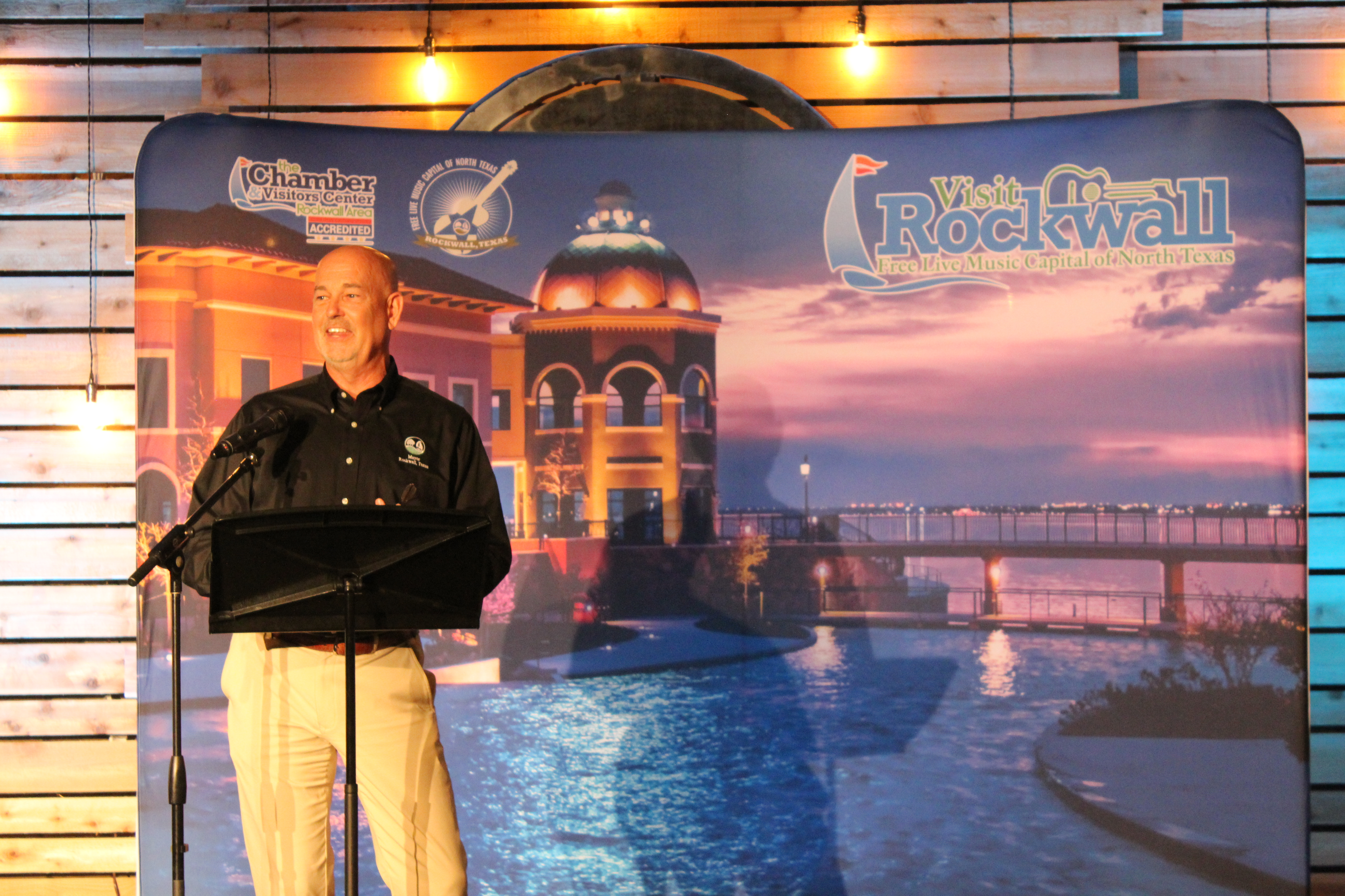 Image for ROCKWALL AREA CHAMBER OF COMMERCE HOSTS  STATE OF THE CITY LUNCHEON