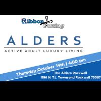Ribbon Cutting - The Alders Rockwall