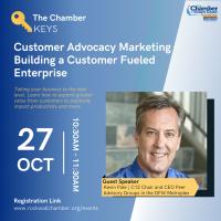 The Chamber KEYS - Customer Advocacy Marketing - Building a Customer Fueled Enterprise