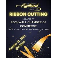 Ribbon Cutting - Rayson's Creations Kaptured Memories