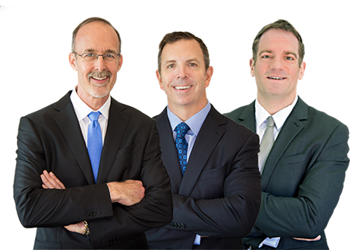 Your Docs (from left to right): Dr. Craig Duhon, Dr. Daniel Aldrich, Dr. Joel Zarling