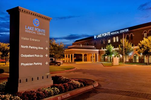 Baylor Scott & White Medical Center - Lake Pointe | Health