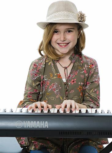 Piano/keyboard lessons has always been our most requested type of lesson to teach.