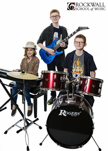 Private lessons as well as small group ensembles are available.