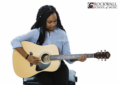 For many children, teens and adults, learning to play the guitar is their entry point in to music. We teach all ages and all skill levels.