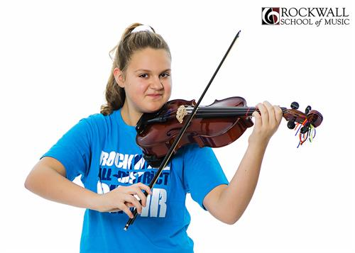 If you want to play in an orchestra, we teach violin ,viola, cello and bass.
