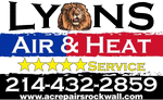 Lyons Air Conditioning and Heating