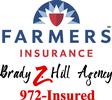 Brady Z. Hill Agency-Farmers Insurance