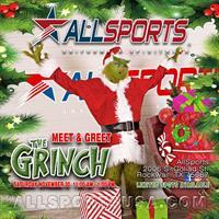 Meet & Greet the Grinch