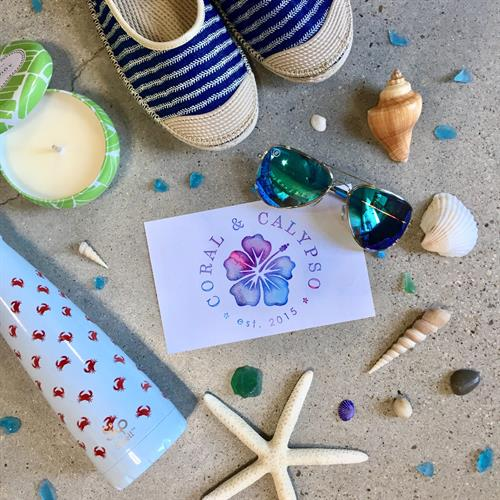 Coral & Calypso is a family owned and operated boutique out of Rockwall, Texas providing on-trend fashion and accessories for the salt water heart!