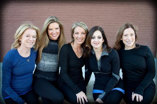 Meet our Pilates Blueprint team