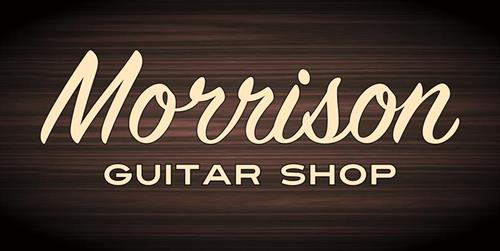 Family owned full-service guitar store!