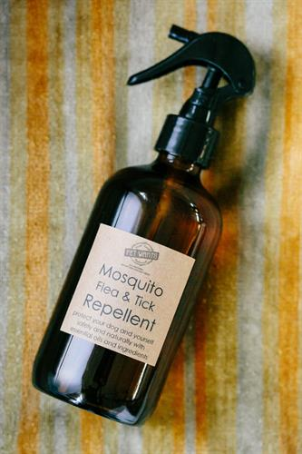 House Made Mosquito, Flea & Tick Spray