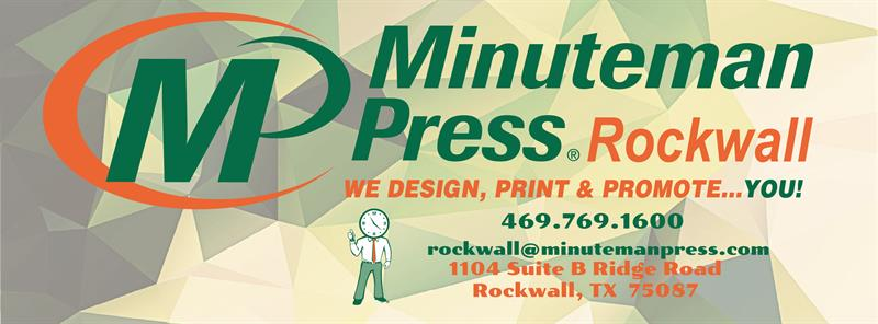 Minuteman Press - Rockwall