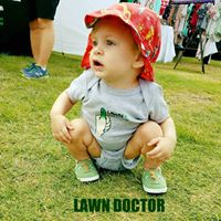 From the mouth of Babes! Lawn Doctor is the best!