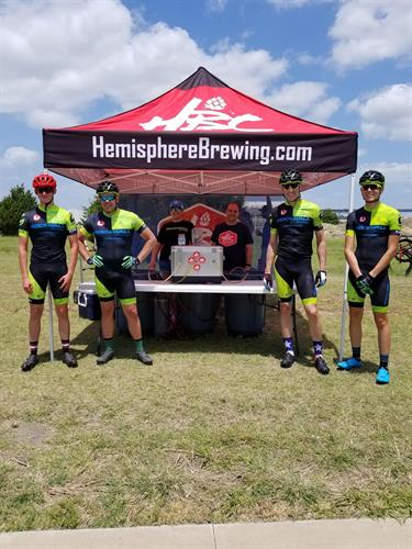 Proud sponsor of the Rockwall Cycling Club
