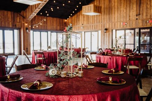 Formal or casual, your event will be exceptional at Boyd Farm.