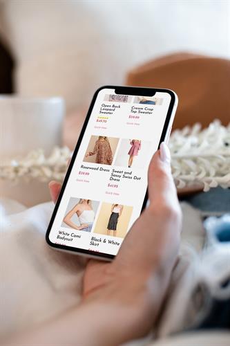 E-Commerce Platform - Website Services