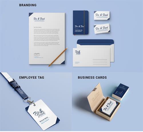 Brand Manual - Branding Services