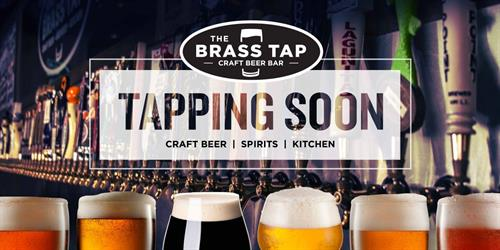 Tapping Soon - Sept 21st