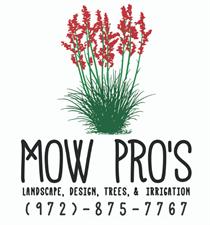 Mow Pro's Landscape, Design, Trees, & Irrigation