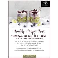 Winters Family Chiro - Healthy Happy Hour