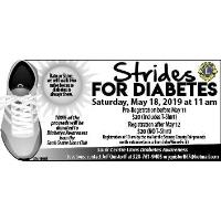 STRIDES for DIABETES