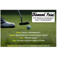 Diamond Point 2nd Annual Golf Scramble