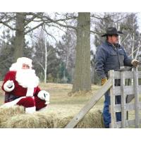 Cornerstone Pines - Santa & Sleigh Rides