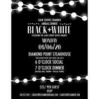 Enjoy the Night in Black & White - Chamber Annual Dinner & Awards