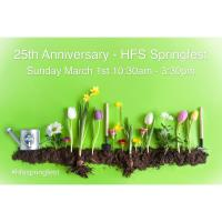 HFS Springfest - 25th Annual Celebration