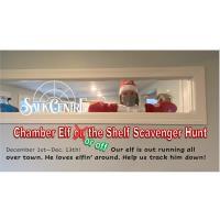 Elf on the Shelf Scavenger Hunt